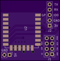 https://oshpark com/shared_projects/6Y0Q13sJ AN3813K BLDC VCR