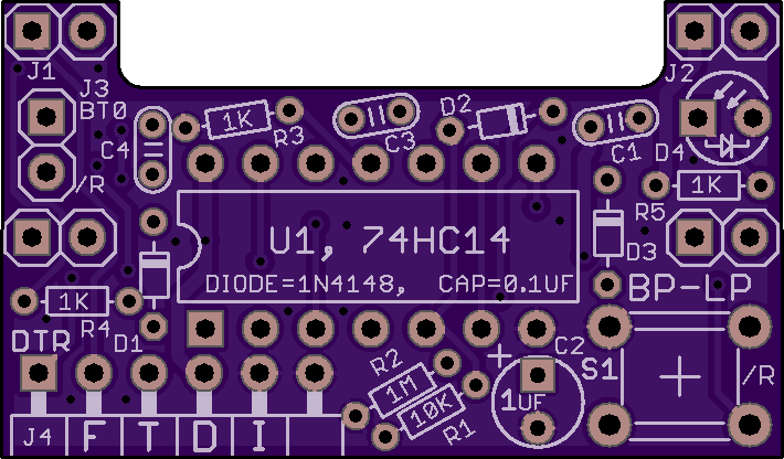 OSH Park ~ Profile for Firebirduino