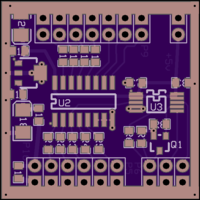 https://oshpark com/shared_projects/1RUzmdgQ ESP8266