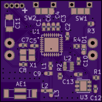 https://oshpark com/shared_projects/Bxg2oYRw Wii U Retro